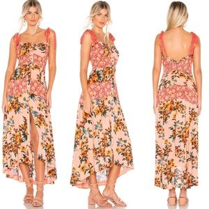 FREE PEOPLE | Lover Boy Floral Maxi Dress Size 8